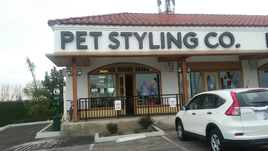 The PetStyling Company storefront